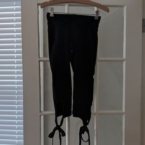 Free people movement capri legging.